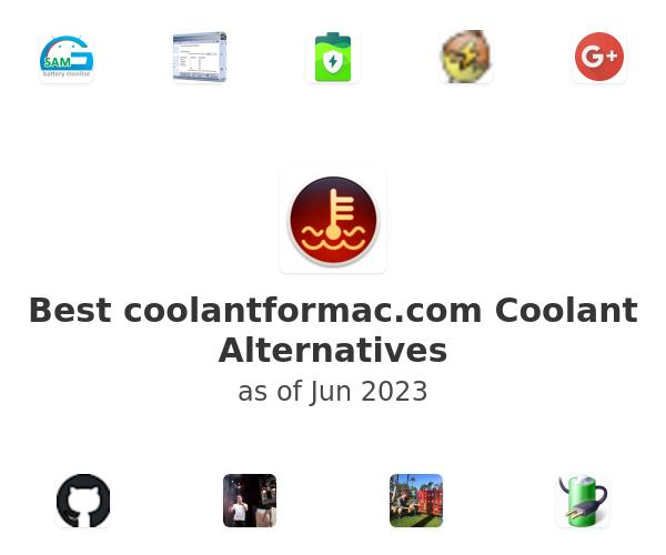 Best Coolant Alternatives