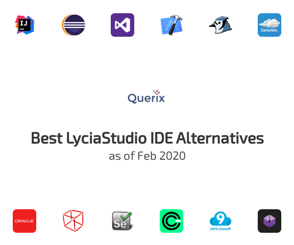 Best LyciaStudio IDE Alternatives