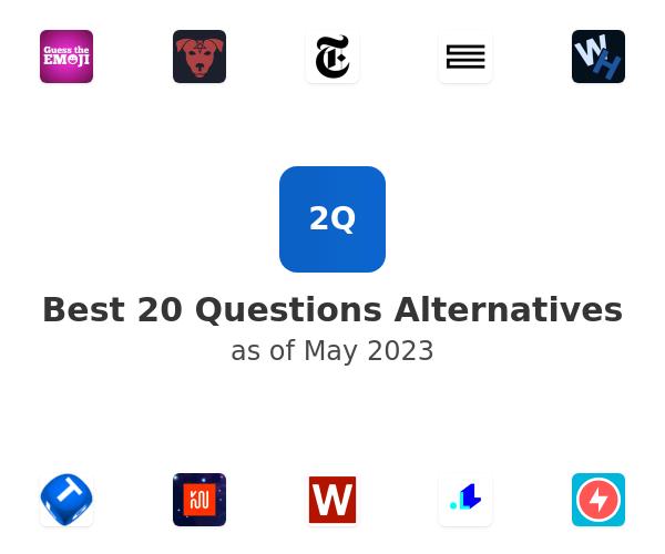 Best 20 Questions Alternatives