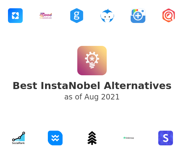 Best InstaNobel Alternatives