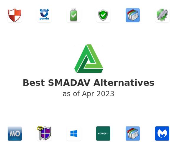 Best SMADAV Alternatives