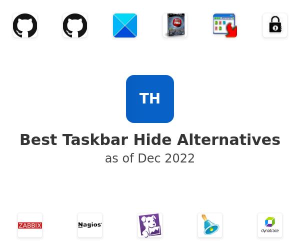 Best Taskbar Hide Alternatives