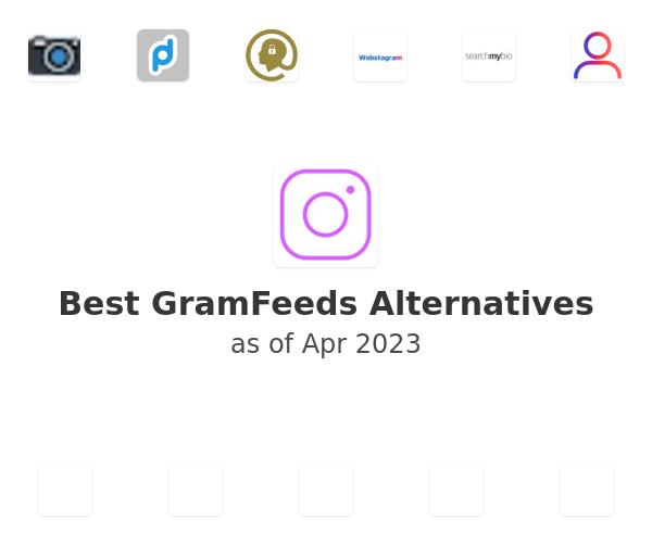 Best GramFeeds.com Alternatives