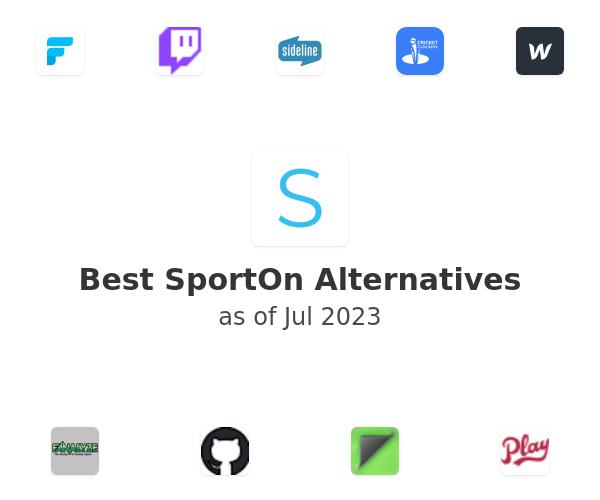 Best SportOn Alternatives