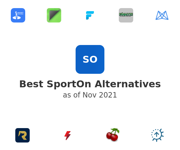 Best SportOn Alternatives