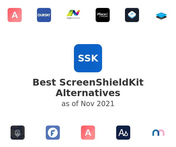 Best ScreenShieldKit Alternatives