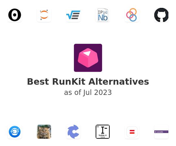 Best RunKit Alternatives