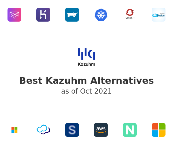 Best Kazuhm Alternatives