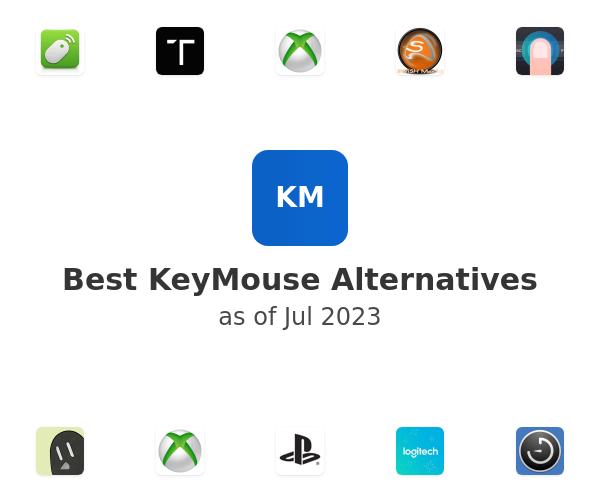 Best KeyMouse Alternatives
