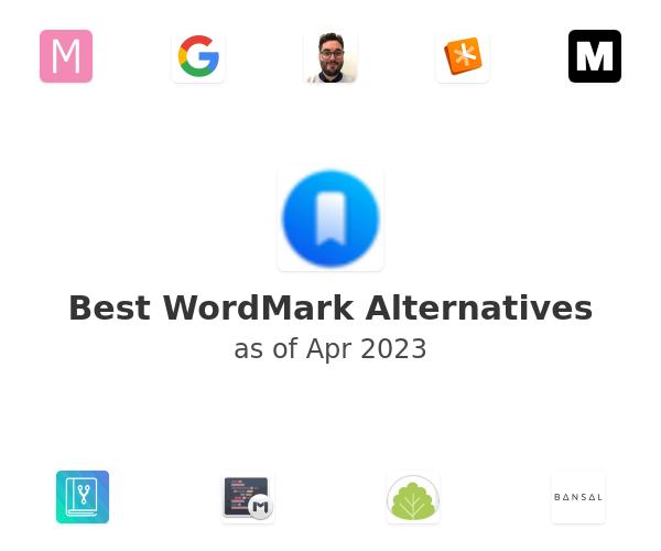 Best WordMark Alternatives