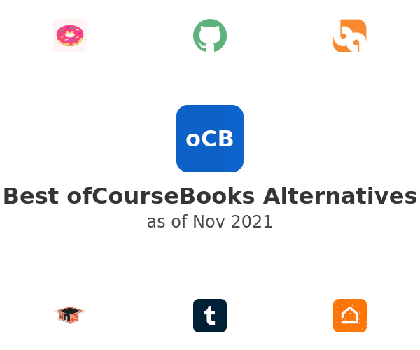 Best ofCourseBooks Alternatives