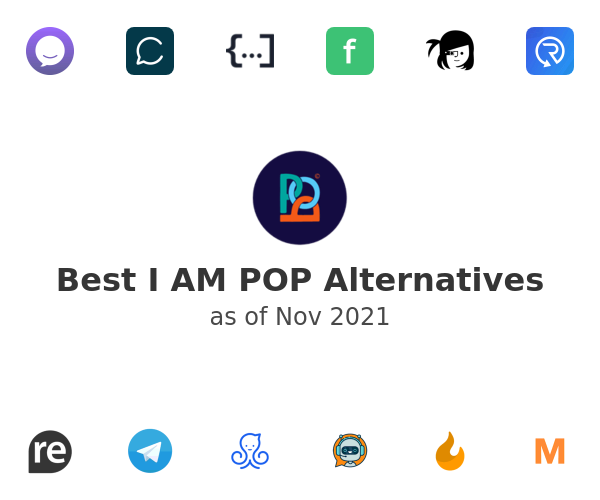 Best I AM POP Alternatives