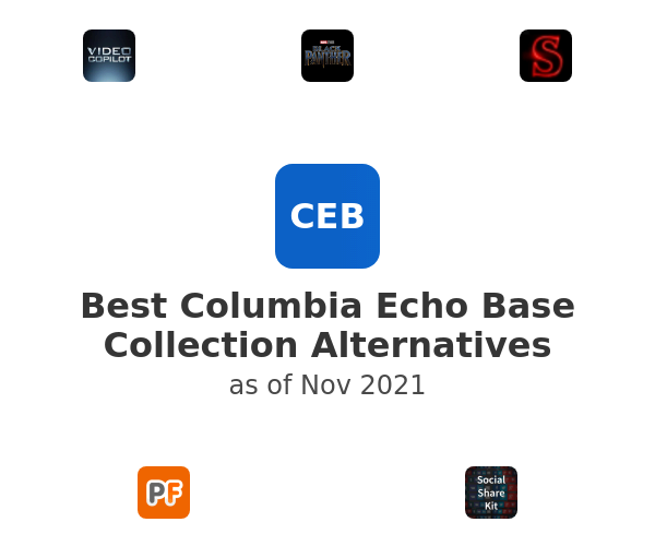 Best Columbia Echo Base Collection Alternatives