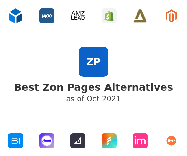 Best Zon Pages Alternatives