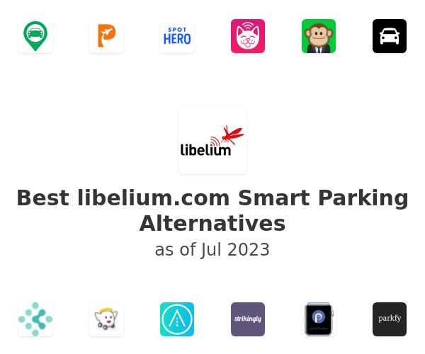 Best Smart Parking Alternatives