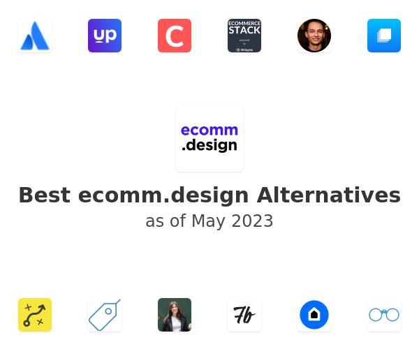 Best ecomm.design Alternatives