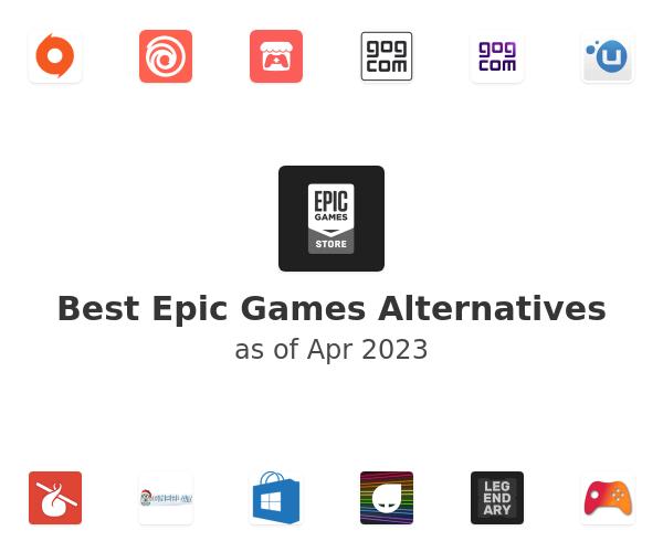 Best Epic Games Store Alternatives