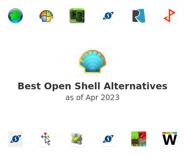 Best Open Shell Alternatives