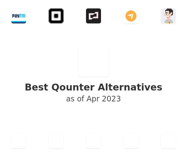 Best Qounter Alternatives