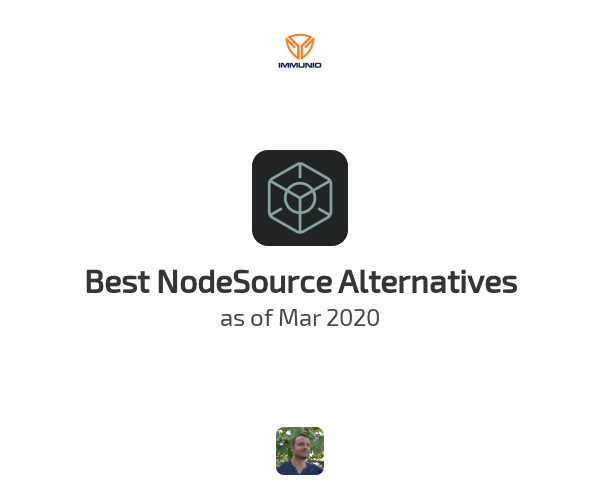 Best NodeSource Alternatives
