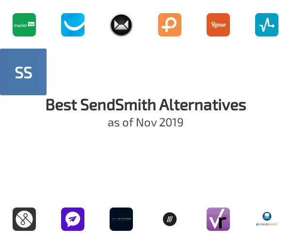 Best SendSmith Alternatives