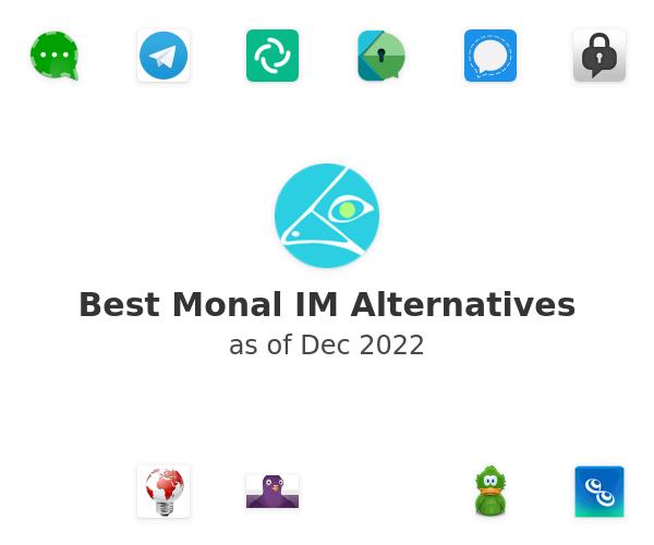 Best Monal IM Alternatives