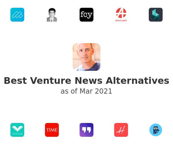 Best Venture News Alternatives