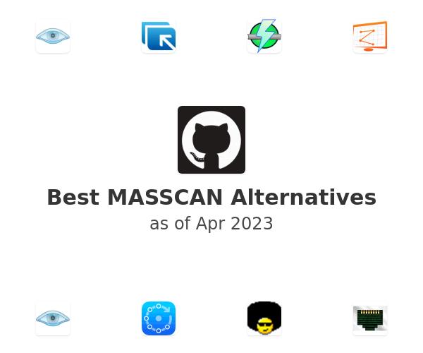 Best MASSCAN Alternatives