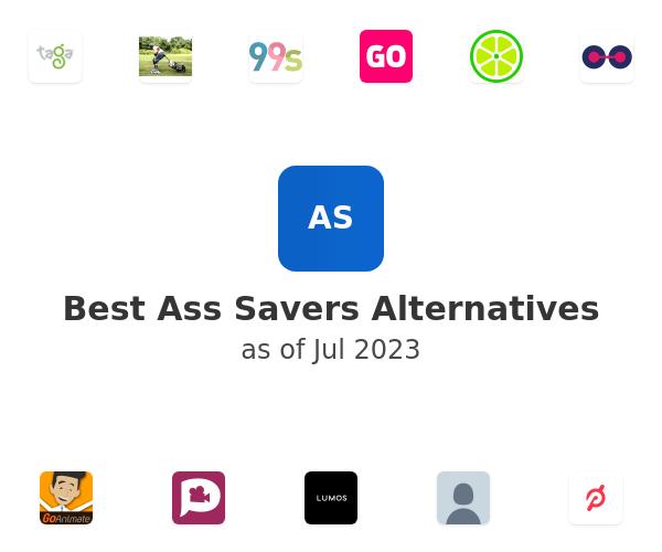 Best Ass Savers Alternatives