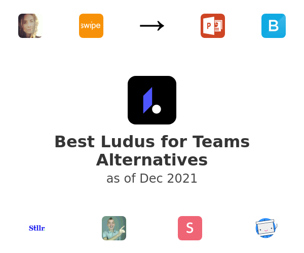 Best Ludus for Teams Alternatives