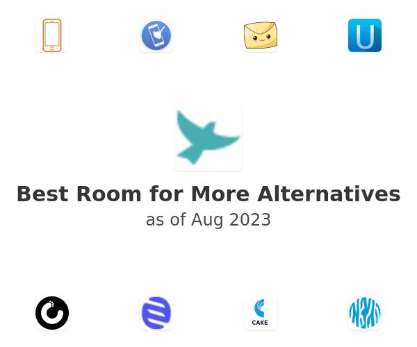 Best Room for More Alternatives