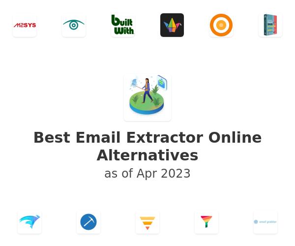 Best Email Extractor Online Alternatives