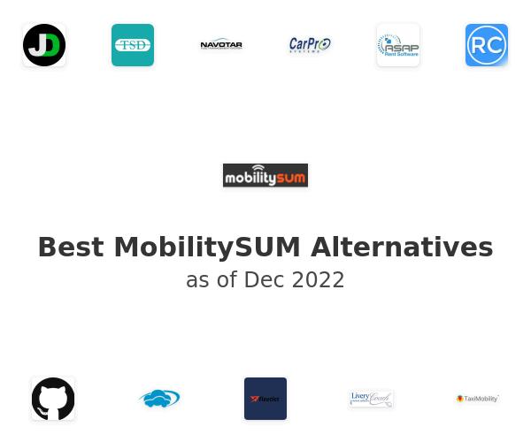 Best MobilitySUM Alternatives