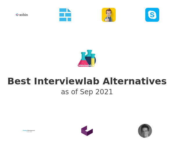 Best Interviewlab Alternatives