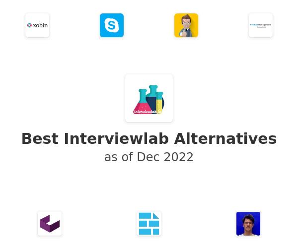 Best Interviewlab Alternatives