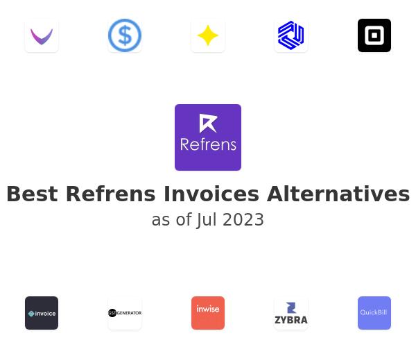 Best Refrens Invoices Alternatives