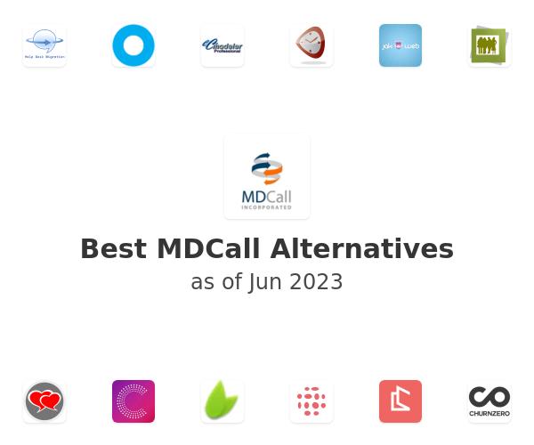 Best MDCall Alternatives
