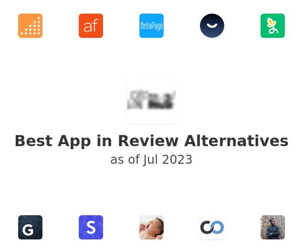 Best App in Review Alternatives