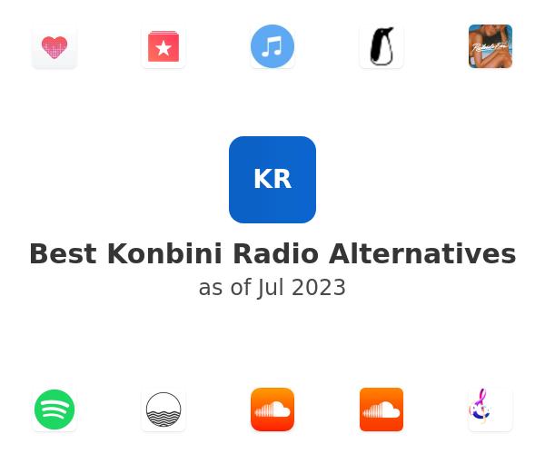 Best Konbini Radio Alternatives