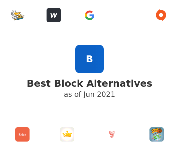 Best Block Alternatives