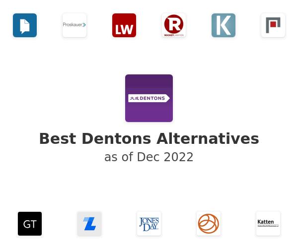 Best Dentons Alternatives