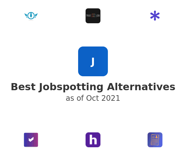 Best Jobspotting Alternatives