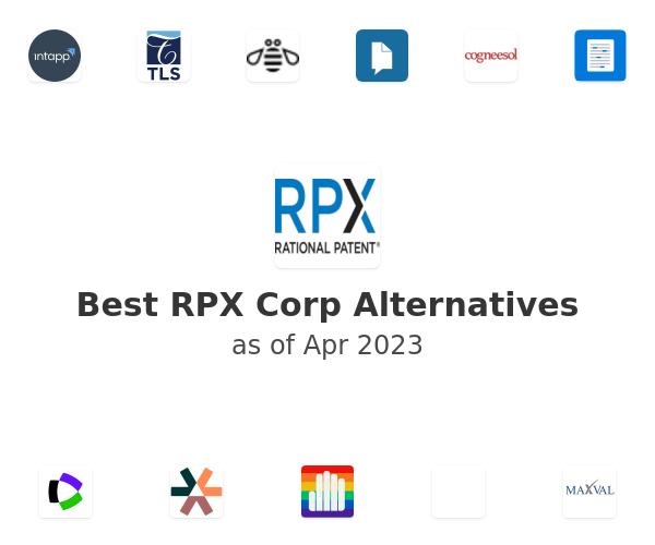 Best RPX Corp Alternatives