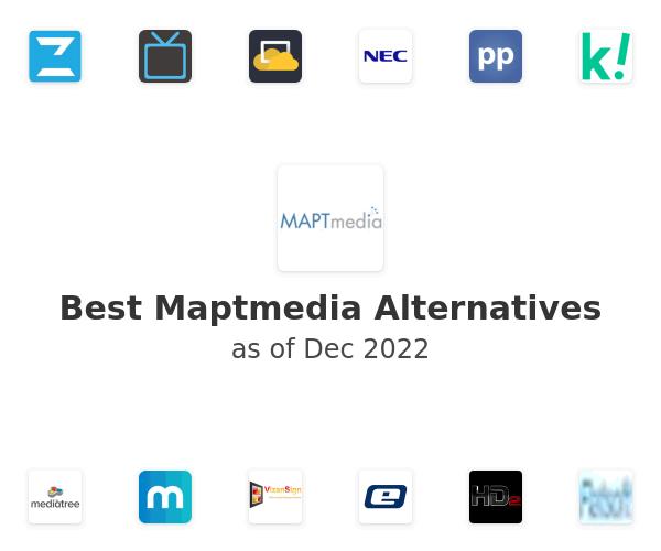 Best Maptmedia Alternatives