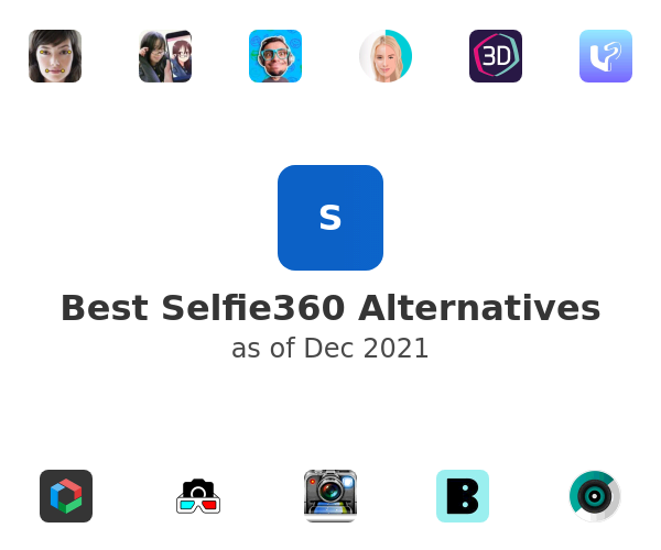 Best Selfie360 Alternatives