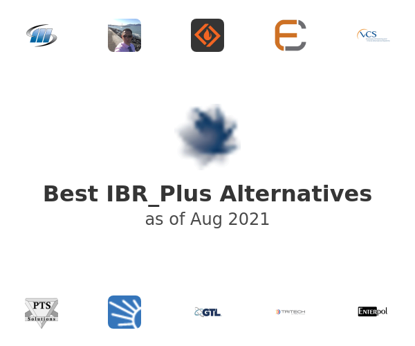 Best IBR_Plus Alternatives