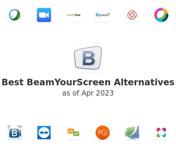 Best BeamYourScreen Alternatives