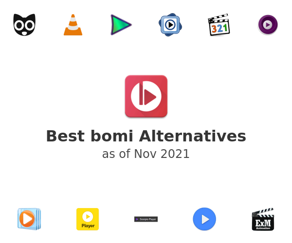 Best bomi Alternatives