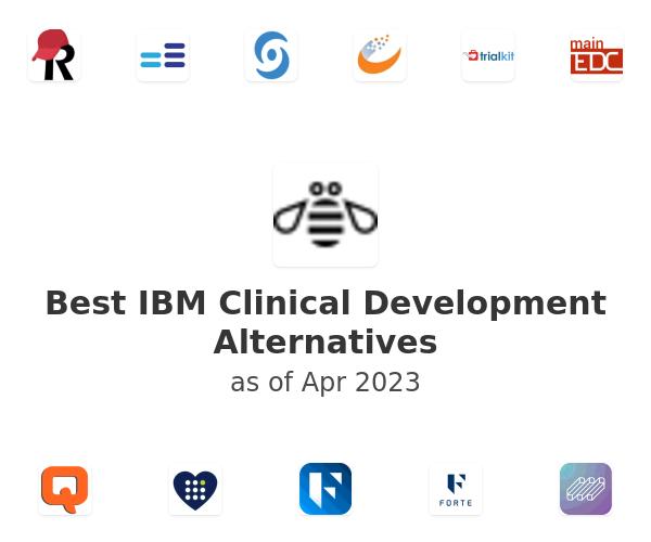 Best IBM Clinical Development Alternatives