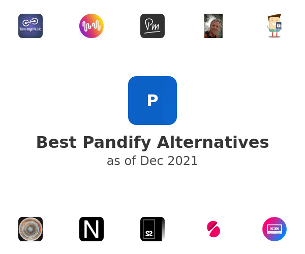 Best Pandify Alternatives